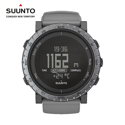 [순토시계 SUUNTO] SS020344000 CORE DUSK GRAY 48mm 타임메카