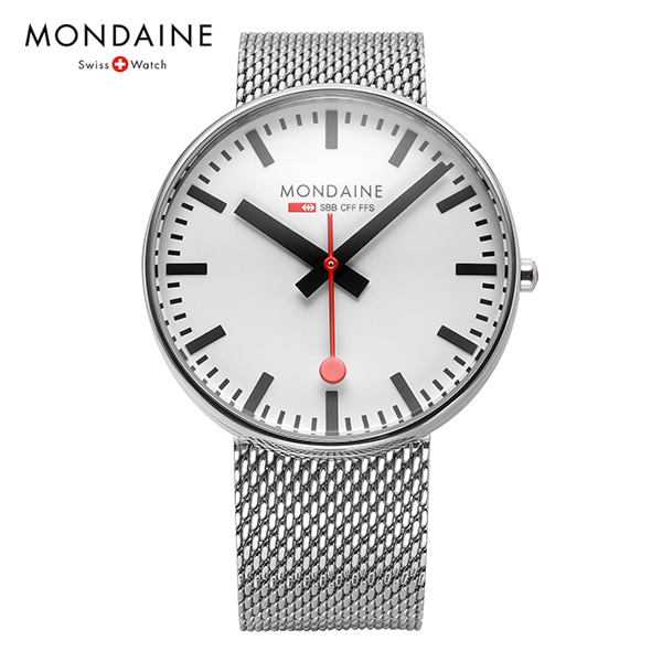[몬데인시계 MONDAINE] MSX.4211B.SM / Giant BackLight 42mm 타임메카