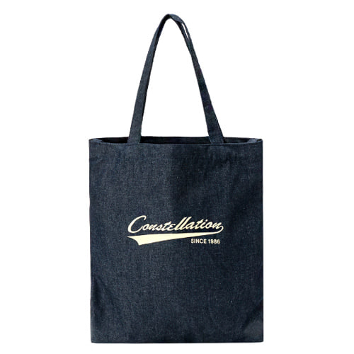 [콘스텔레이션 CONSTELLATION] B#CS016-dark-denim / ECOBAG 타임메카