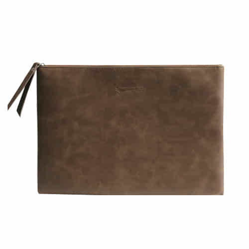 [콘스텔레이션 CONSTELLATION] B#CS019-DARK BROWN / CLUTCH BAG 타임메카