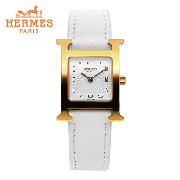 [에르메스 HERMES] HH1.201.131(UU01) (036735WW00) H Hour  Small PM 타임메카