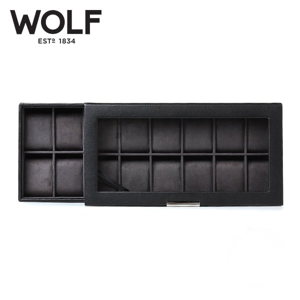 [울프 WOLF] 319703 (Stackables Watch Tray Set 2 x) / 시계보관함 Watch Cubbyhole