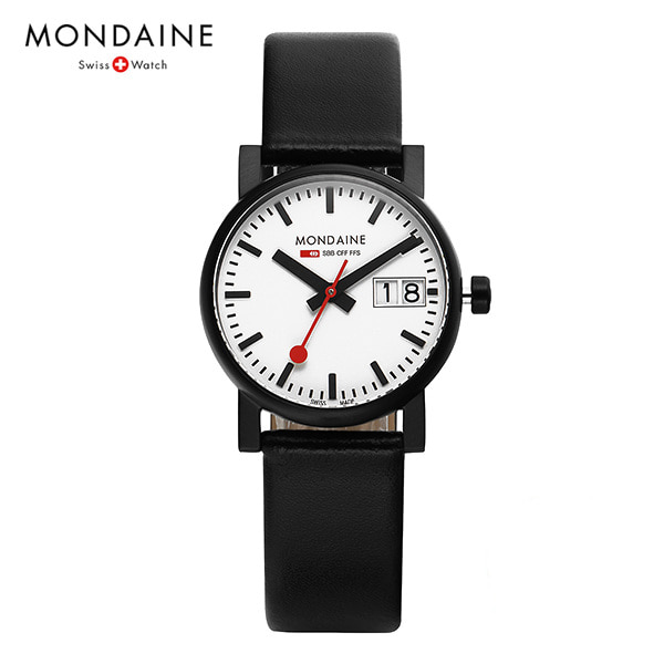 [몬데인시계 MONDAINE] A669.30305.61SBB / Evo Big Date 30mm 타임메카