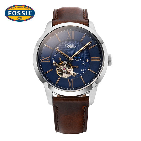 [파슬시계 FOSSIL] ME3110 / Mens Townsman automatic 44mm 타임메카