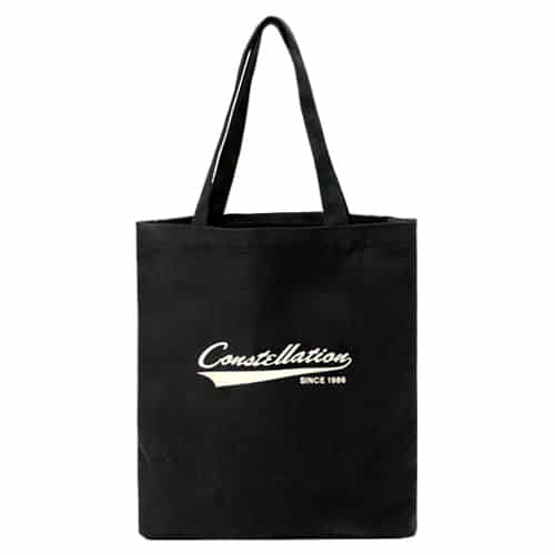 [콘스텔레이션 CONSTELLATION] B#CS016-black / ECOBAG 타임메카