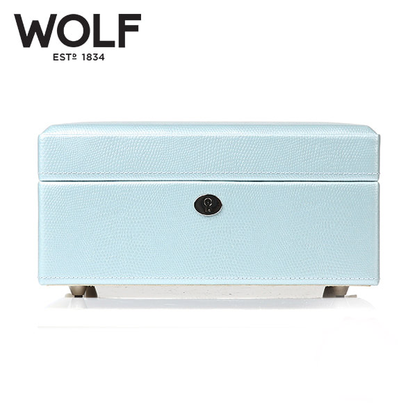 [울프 WOLF] 315224 (London Square Box Ice) / 보석함 Jewel Box
