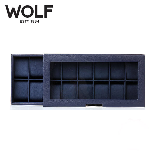 [울프 WOLF] 319717 (Stackables Watch Tray Set 2 x) / 시계보관함 Watch Cubbyhole
