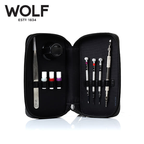 [울프 WOLF] 459902 (Watch Maintenance Tool Kit) / 시계공구