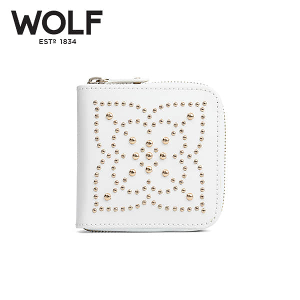[울프 WOLF] 308553 (Marrakesh Travel Case Cream) / 보석함 Jewel Box 타임메카